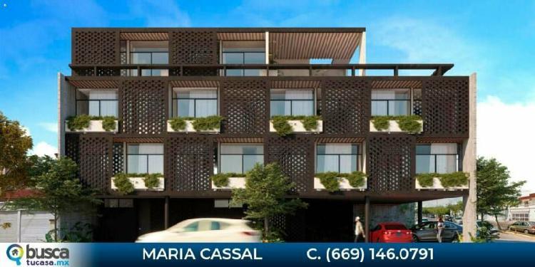 Departamento en Venta en Lomas de Mazatlán / Apartment for