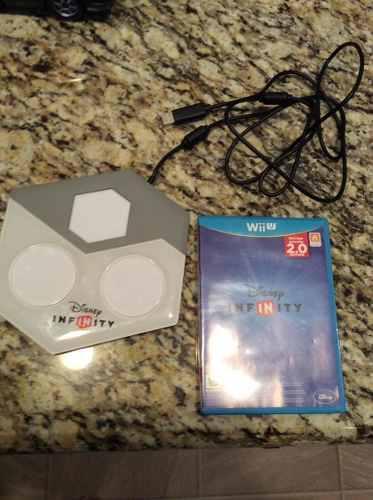 Disney Infinity 2.0 Para Wii U + Portal + Regalos
