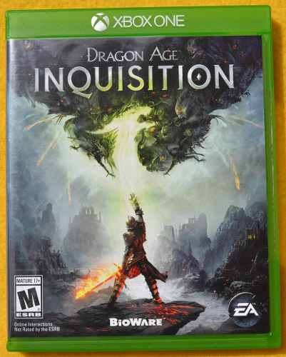 Dragon Age Inquisition Xbox One* Play Magic