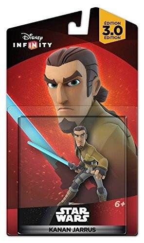 Figura Disney Infinity Star Wars Kanan Jarrus Xbox One Ps4