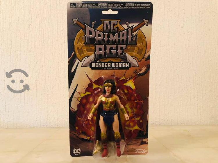 Funko Dc Primal Age Wonder Woman Nuevo Sellado