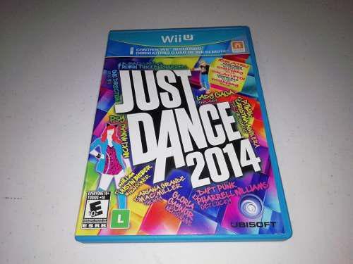 Just Dance 2014 En Excelente Estado Nintendo Wii U