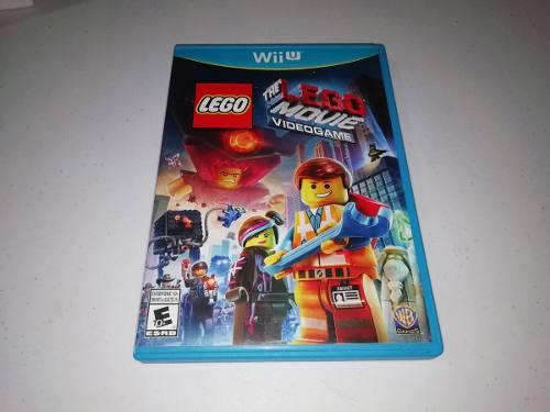 Lego Movie La Pelicula En Excelente Estado Nintendo Wii U