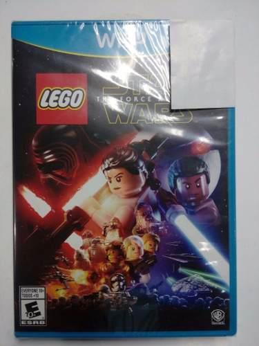 Lego Star Wars: The Force Awakens.-wiiu
