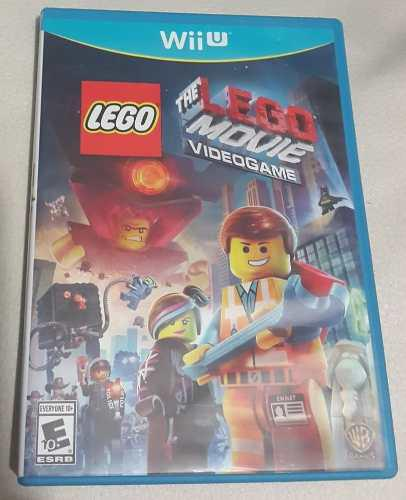 Lego The Movie Video Game Para Nintendo Wii U