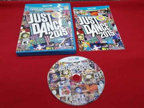 Longaniza Games * Wii U Just Dance 15