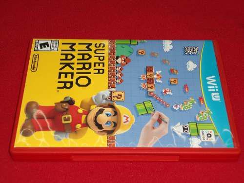 Longaniza Games * Wii U Super Mario Maker