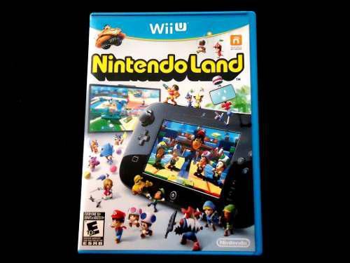 Nintendo Land Para Nintendo Wii U !!!