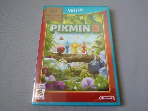 Pikmin 3 Nuevo Y Sellado Original Para Nintendo Wii U