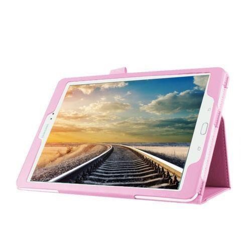 Pink - Para Samsung Galaxy Tab A 9,7 Pulgadas Tablet Sm-