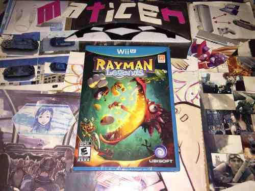 Rayman Legends Wii U. Venta O Cambio;)
