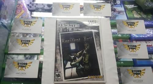 Resident Evil Archives **para Wii / Wii U**