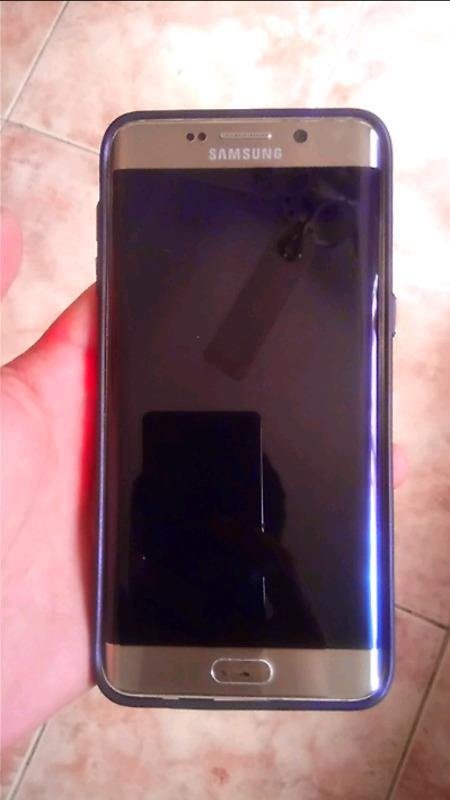 Samsung Galaxy s6 edge plus excelente estado
