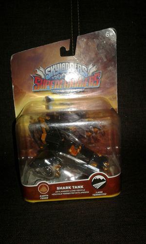 Shark Tank Superchargers Con El Original #1 De Los Skylander