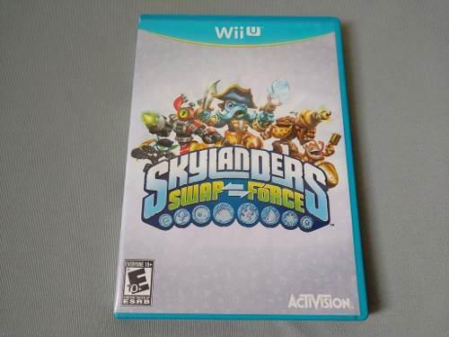 Skylanders Swap Force Original Para Nintendo Wii U