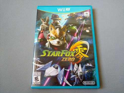 Star Fox Zero Original Para Nintendo Wii U
