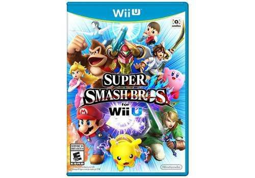 Super Smash Bros Para Nintendo Wii U