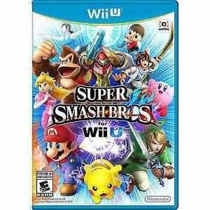 Super Smash Bros Wii U ¡envío Gratis!