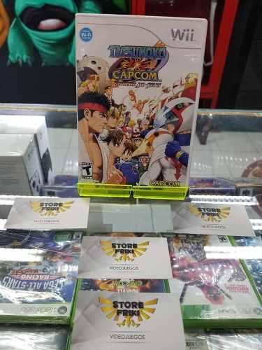 Tatsunoko Vs Capcom Ultimate All Stars **para Wii & Wii U**