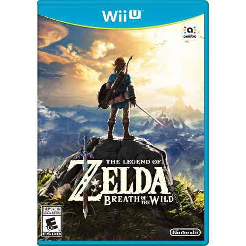 The Legend Of Zelda: Breath Of The Wild, Wiiu En Start Games