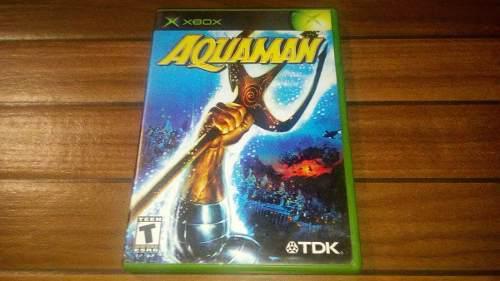 Aquaman Para Xbox Clasico
