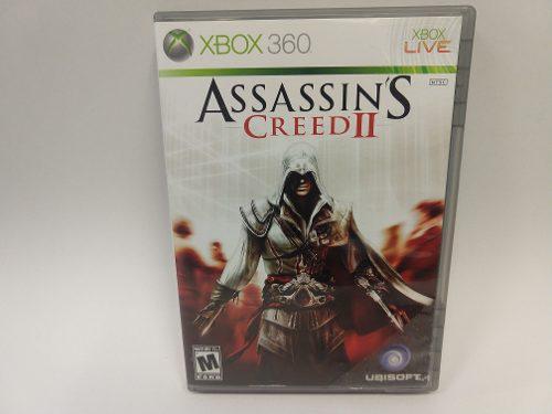 Assassins Creed Ii Xbox 360 Juegazo Clasico De Coleccion !!!