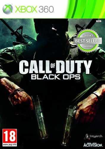 Call Of Deber: Negro Ops Clásicos (Xbox 360)