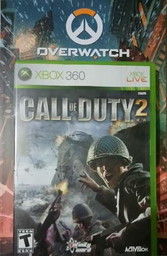 Call Of Duty 2 Xbox One O Xbox 360 De Clasico De Coleccion