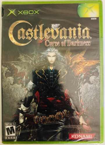 Castlevania Curse Of Darkness Xbox Clasico Nuevo Y Sellado