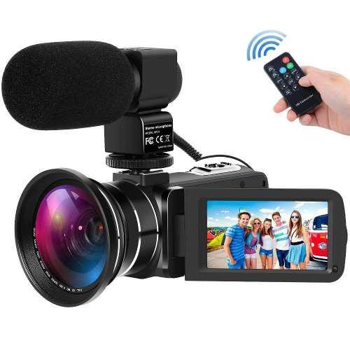 Cámara Digital Videocámara Full Hd Vídeo Digital