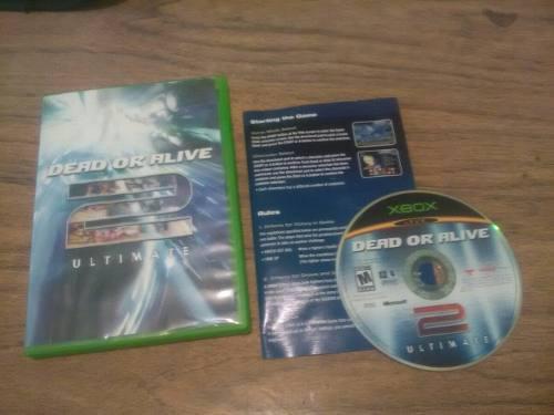 Dead Or Alive 2 Doa Xbox Clasico Compatible Con Xbox 360