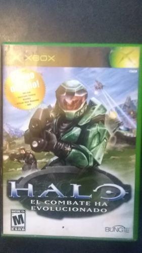 Halo Combat Evolved Para Xbox Clasico