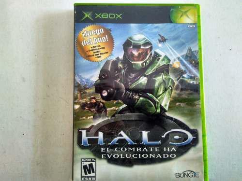 Halo Xbox Clasico