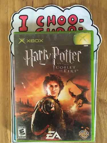 Harry Potter And The Goblet Of Fire Xbox Clásico