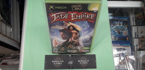 Jade Empire - Xbox Clásico