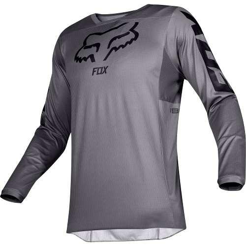 Jersey Fox 180 Przm Gris  Motocross Downhill Mtb Rzr Atv