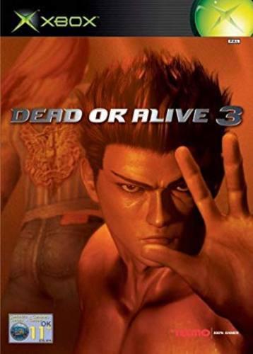 Juego De Xbox Clásico Dead Or Alive 3