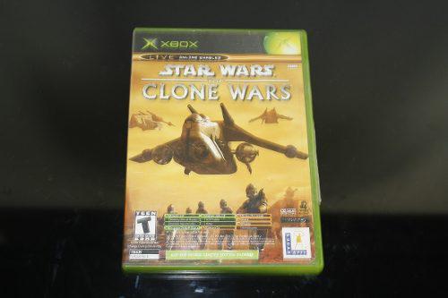 Juego Para Xbox 2 En 1 Star Wars Y Tetris