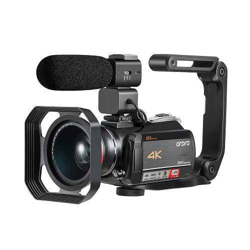 Ordro Ac5 4k Wifi Digital Vídeo Cámara De La Videocámara