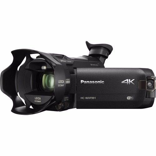 Panasonic Hc-wxf991k 4k Ultra Hd Videocamara