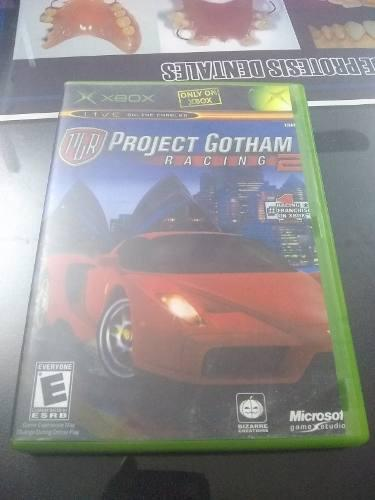 Project Gotham Racing 2 Pgr 2 Para Xbox Clasico