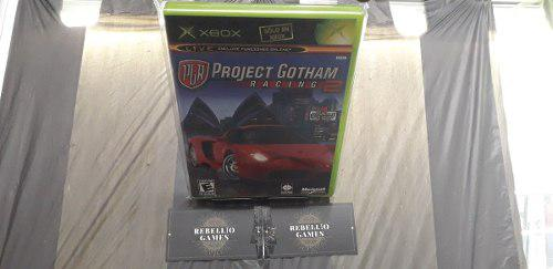 Project Gotham Racing 2 - Xbox Clásico