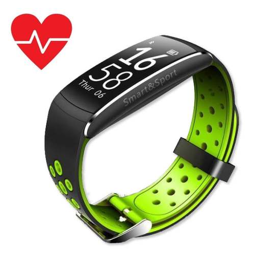 Pulsera Inteligente Monitor Fitness Ip68 Oled Sumergible