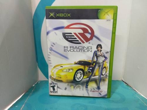 R: Racing Evolution - Xbox Clasico - Garantia 30 Dias