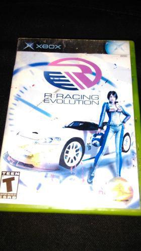 R Racing Revolution Xbox Clasico