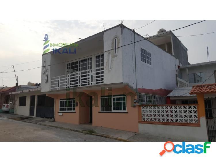 Renta Departamento colonia Alfonso arroyo Tuxpan veracruz,