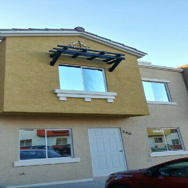 Se renta casa nueva en Fracc. Real Segovia (Huejotzingo)