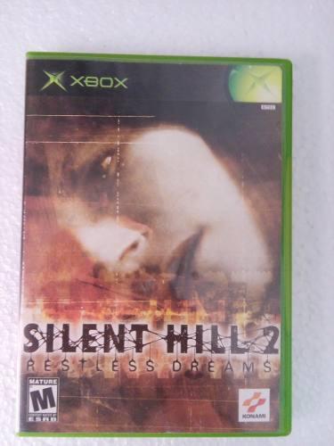 Silent Hill 2 Xbox Original Clasico