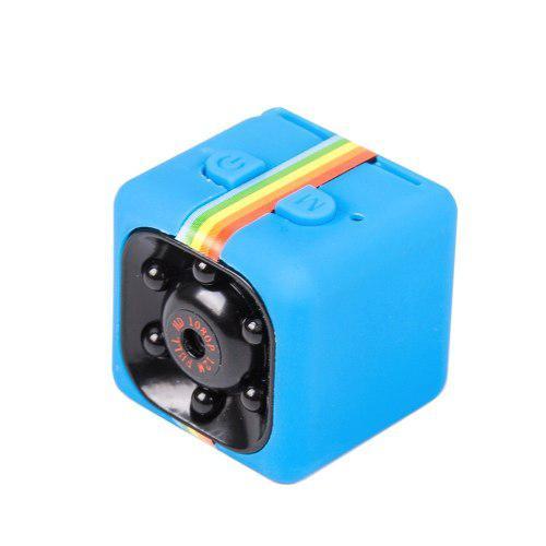 Sq11 Mini Cámara 1080p Completo Hd Coche Dvr Videocámara A