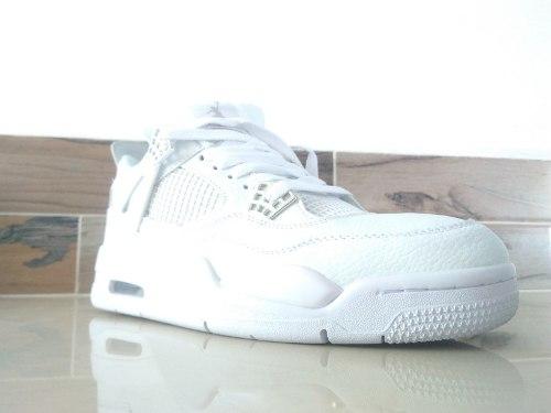 Tenis Air Jordan R4 Pure Money + Envío Gratis